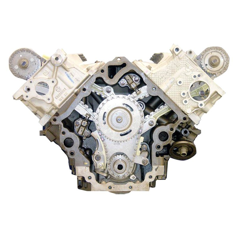 Replacement Engine Parts: Dodge Durango 2003 Remanufactured Engine Long Block