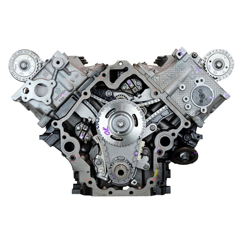 Jeep Liberty 2002 Remanufactured Engine Long Block
