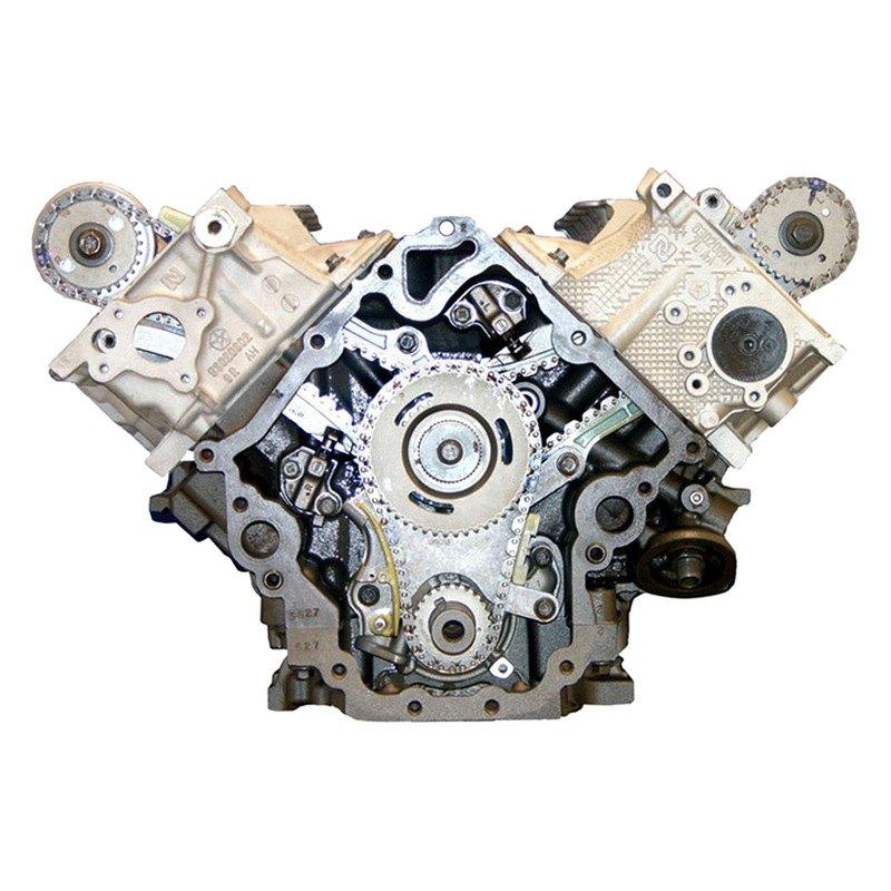 Dodge Ram 2004 Remanufactured Long Block Engine