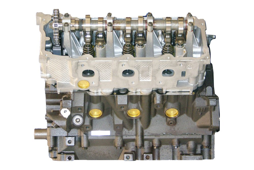 Replace Jeep Liberty 2005 Remanufactured Engine Long Block