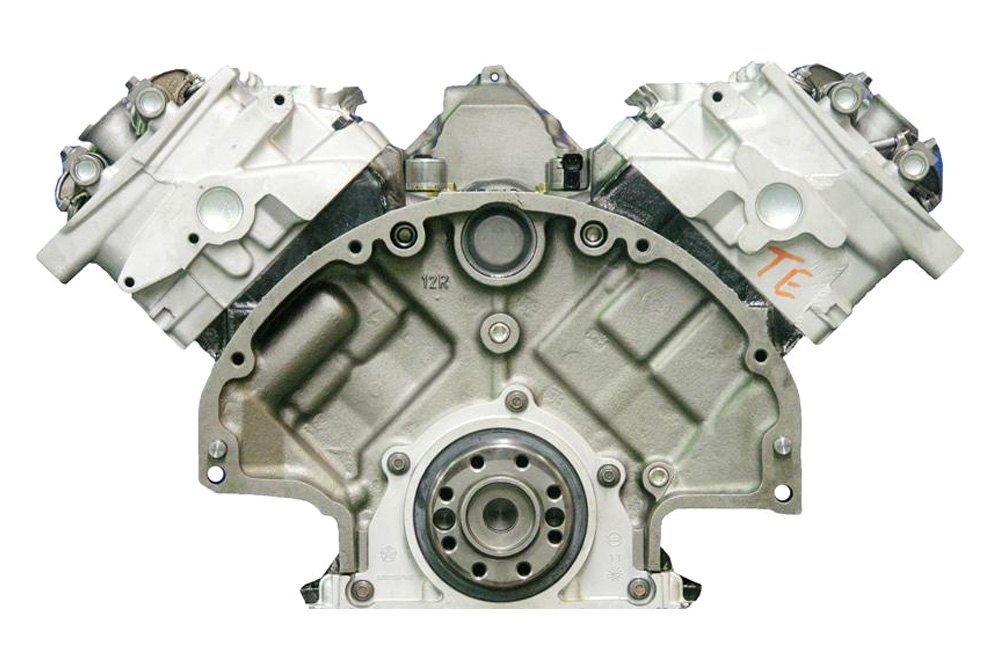 Replace Jeep Commander 2006 Remanufactured Engine Long