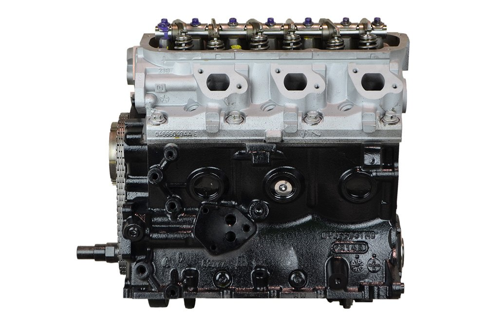 Replace® - Chrysler Town and Country 2008 Remanufactured ...