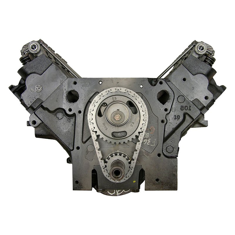 Replace Df18 Remanufactured Engine Long Block