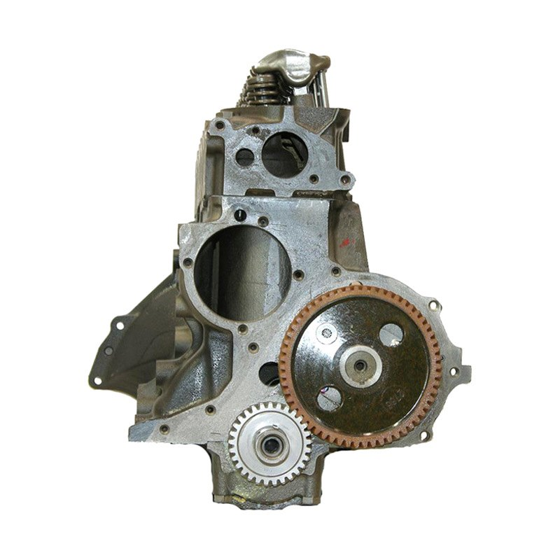 Replace Df81 Remanufactured Engine Long Block