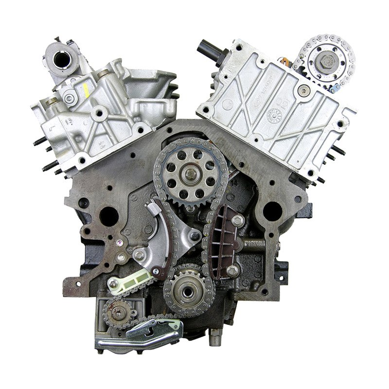 Ford Explorer 2000 Remanufactured Engine Long Block