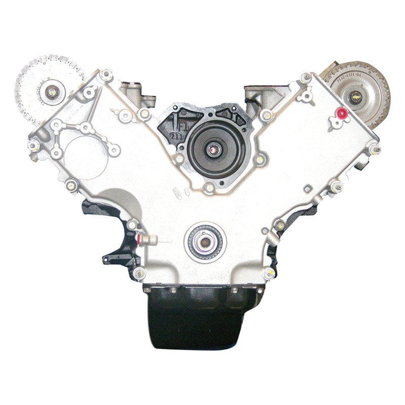 Replacement Engine Parts: Ford Expedition 2003 Remanufactured Engine Long