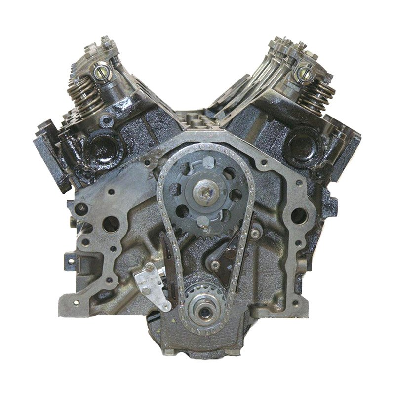 Replacement Engine Parts: Ford Ranger 1989 Remanufactured Long Block Engine