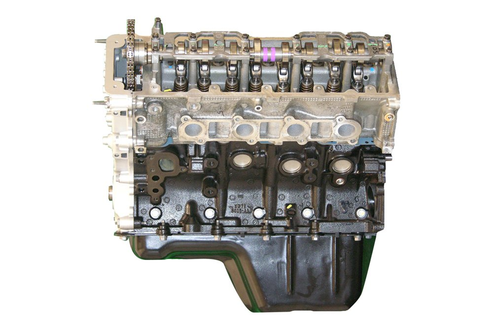 Replace ford f 150 2004 remanufactured engine long block for Crate motors ford f150