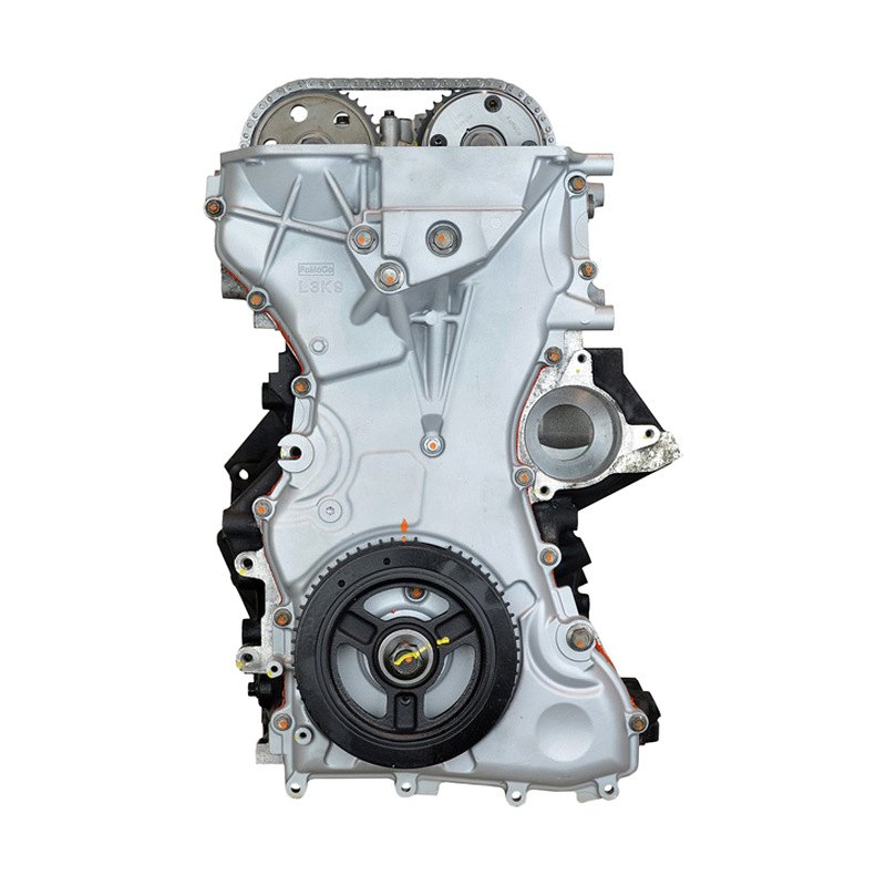 Replacement Engine Parts: Mazda 6 MFI 2006 Remanufactured Long Block Engine