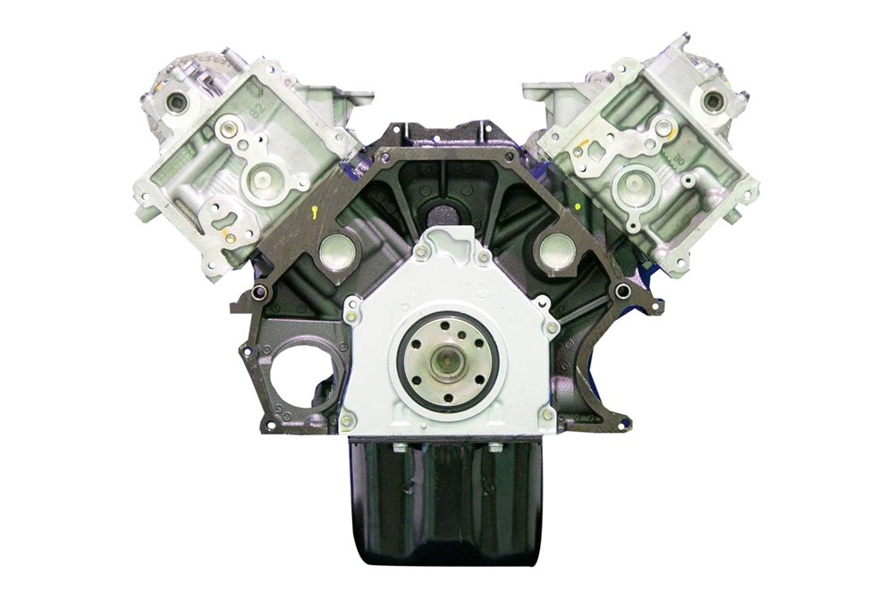 Replace ford f 150 2005 2006 remanufactured engine long for Crate motors ford f150