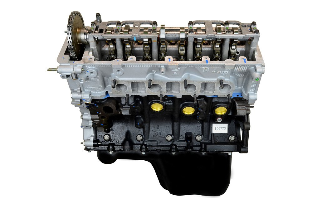 Replace ford f 150 2010 remanufactured engine long block for Crate motors ford f150