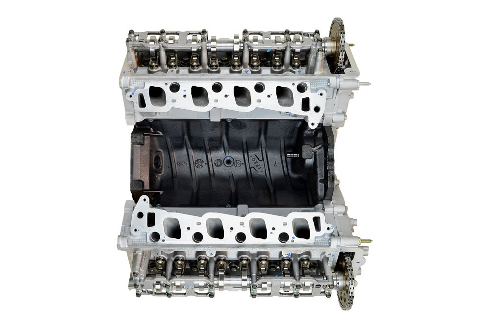 Ford f 150 2007 2010 replace dffz remanufactured engine for Crate motors ford f150