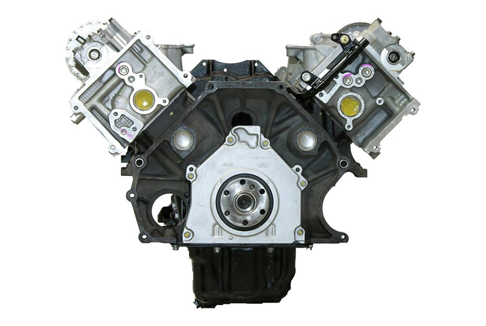 Crown Engine Parts : Replace ford crown victoria remanufactured engine