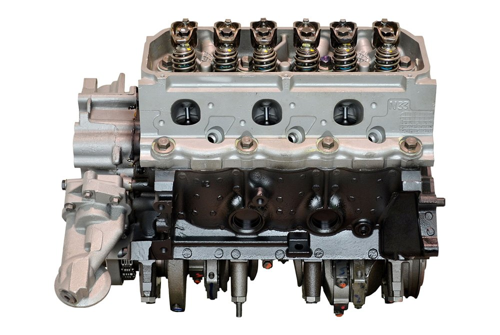 Replace® - Mercury Cougar 1996 Remanufactured Engine Long ...