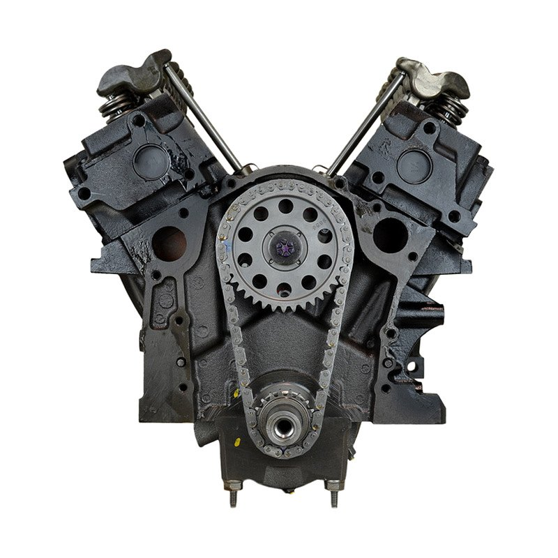 Replacement Engine Parts: Ford Ranger 2004 Remanufactured Long Block Engine