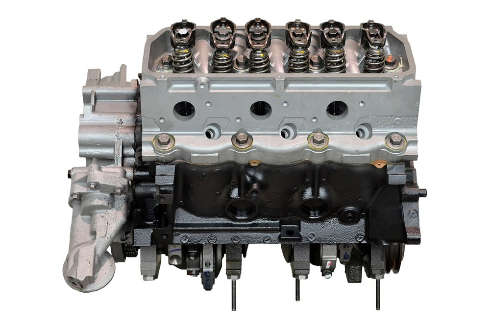 Replace Ford Mustang 2000 Remanufactured Engine Long Block