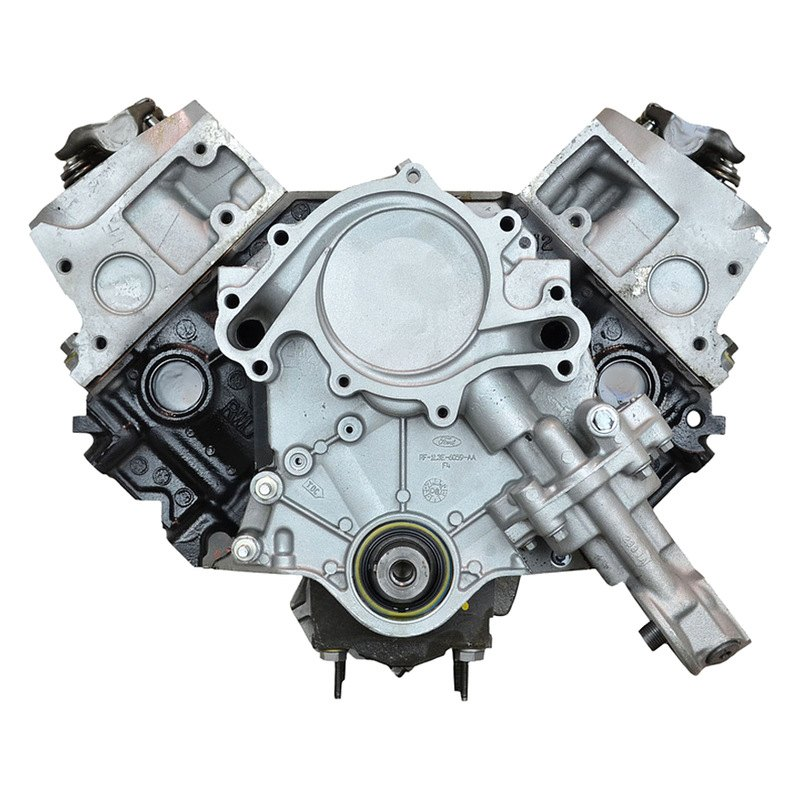 Ford Mustang 3.8L With 2 Intake Cylinder With