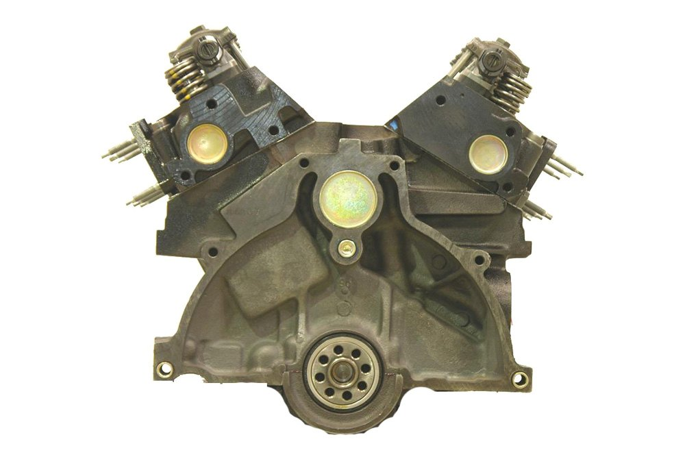 Replace® - Ford Ranger 1999 Remanufactured Long Block Engine