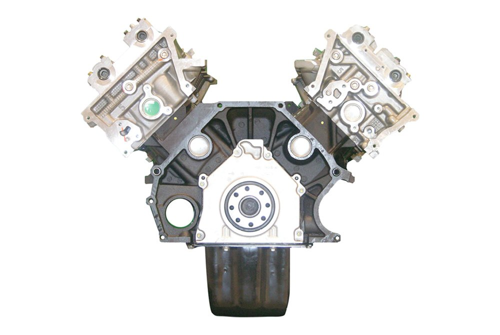 Replace Lincoln Navigator 1999 Remanufactured Engine Long Block