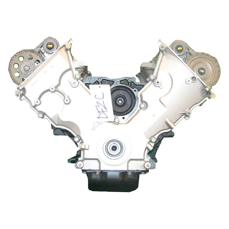 Replace Lincoln Navigator 1999 Remanufactured Long Block Engine