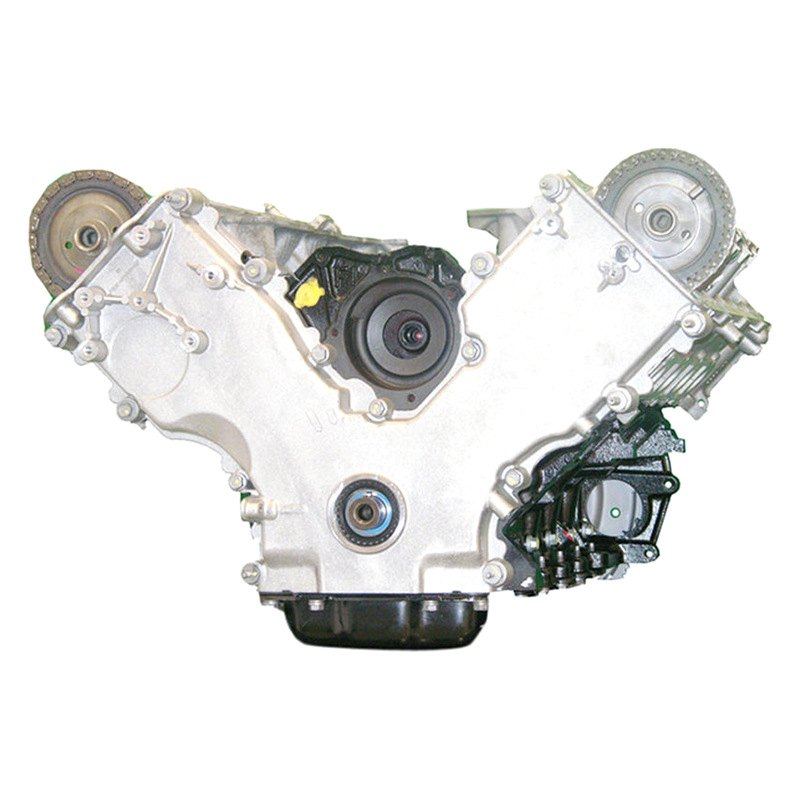 Replace Ford Expedition 2000 Remanufactured Engine Long Block