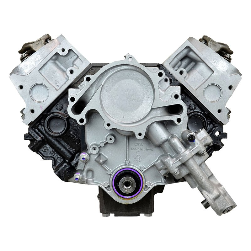 Replace ford f 150 2003 remanufactured engine long block for Crate motors ford f150
