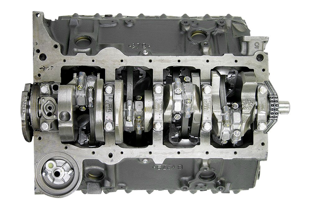 Replace® Dm02 Chevy 350 '6480 270 Hp Standard Rotation Marine