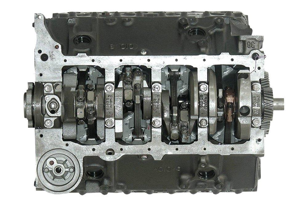Replace® Dm03 Chevy 350 '6480 270 Hp Reverse Rotation Marine Engine