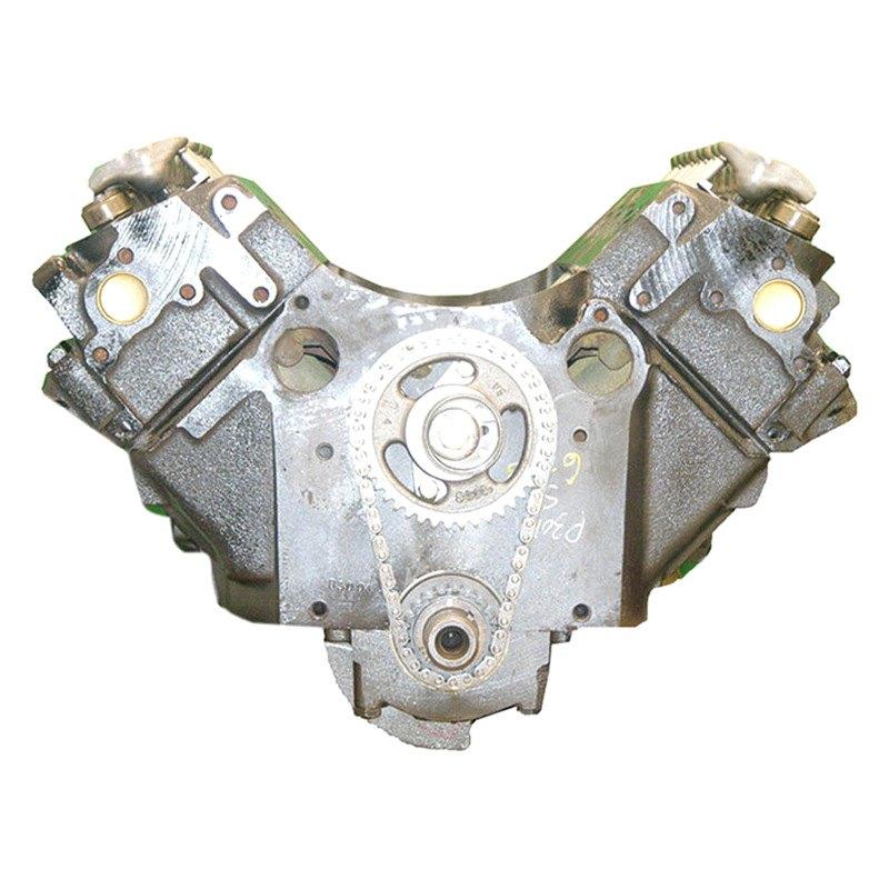 Pontiac Firebird 1997 Remanufactured Engine: Pontiac Firebird 1980 Long Block Engine