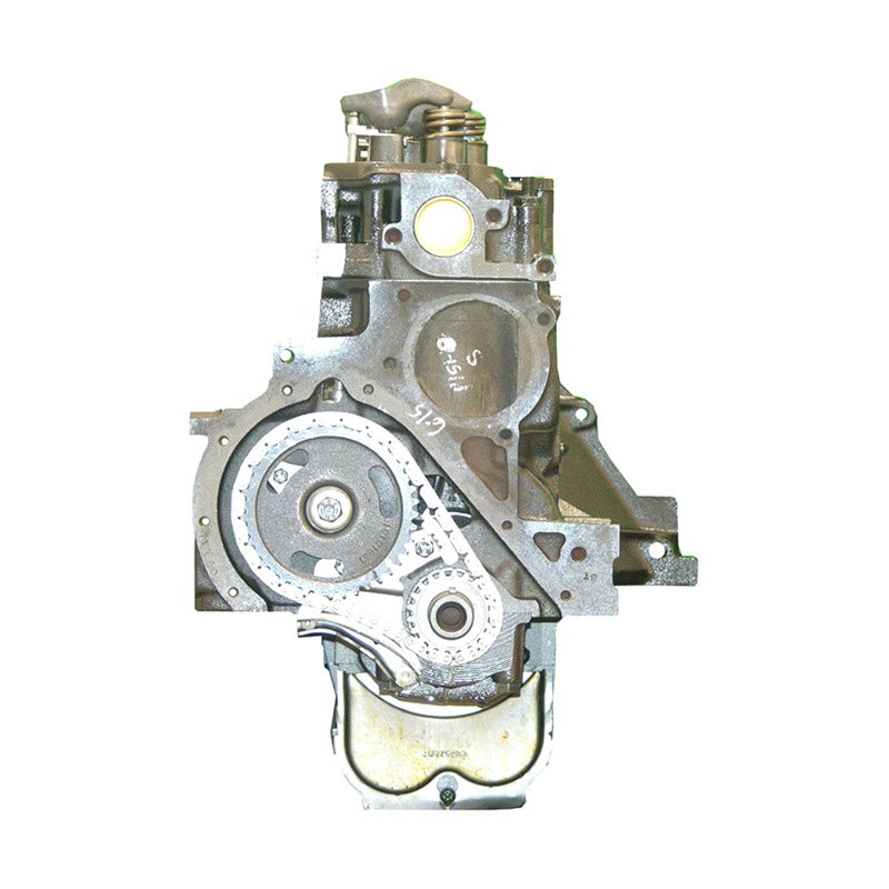 Replace Dp47 Remanufactured Engine Long Block