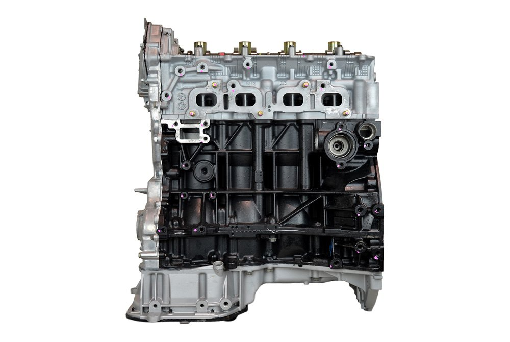 Replace Nissan Altima Manufactured After August 2002 Remanufactured Engine Long Block