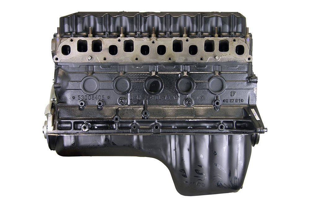 Replace Jeep Grand Cherokee 1995 Remanufactured Engine Long Block