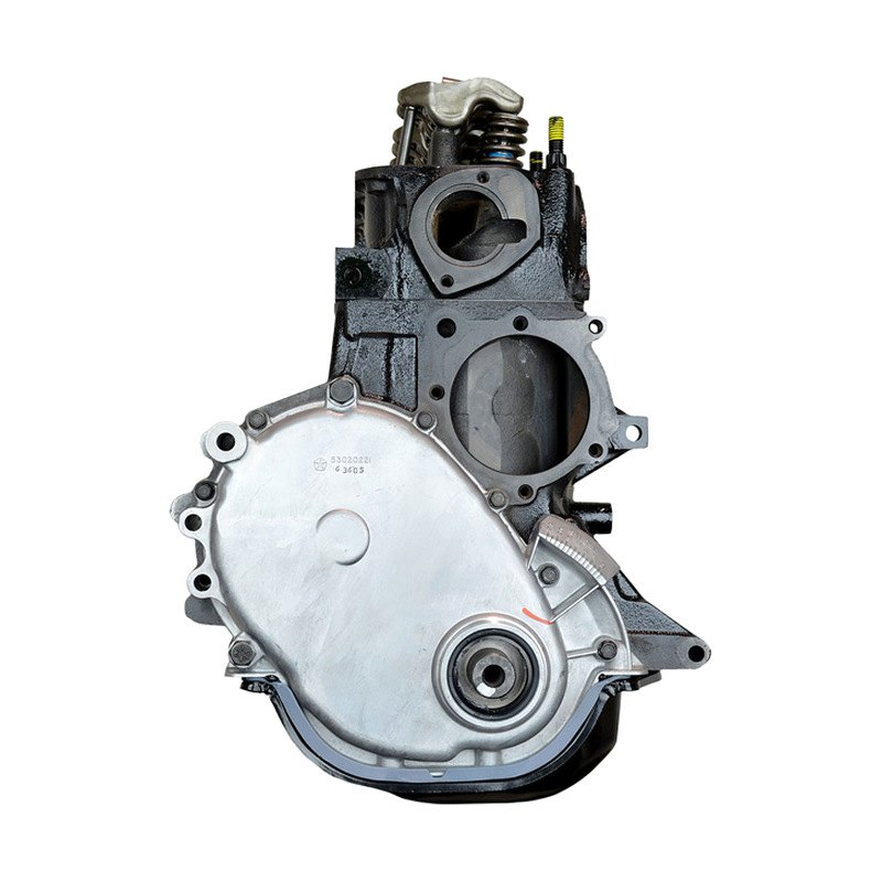 Replacement Engine Parts: Jeep Grand Cherokee 2004 Remanufactured Engine