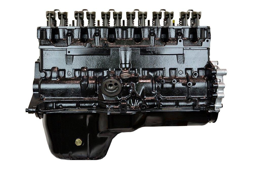 Replace® - Jeep Cherokee MFI Block Cast # 53010449AA Crank ...