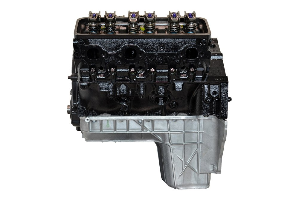 For Chevy S10 2000 Replace Vcw3 Remanufactured Engine Long Block 653517304200 Ebay