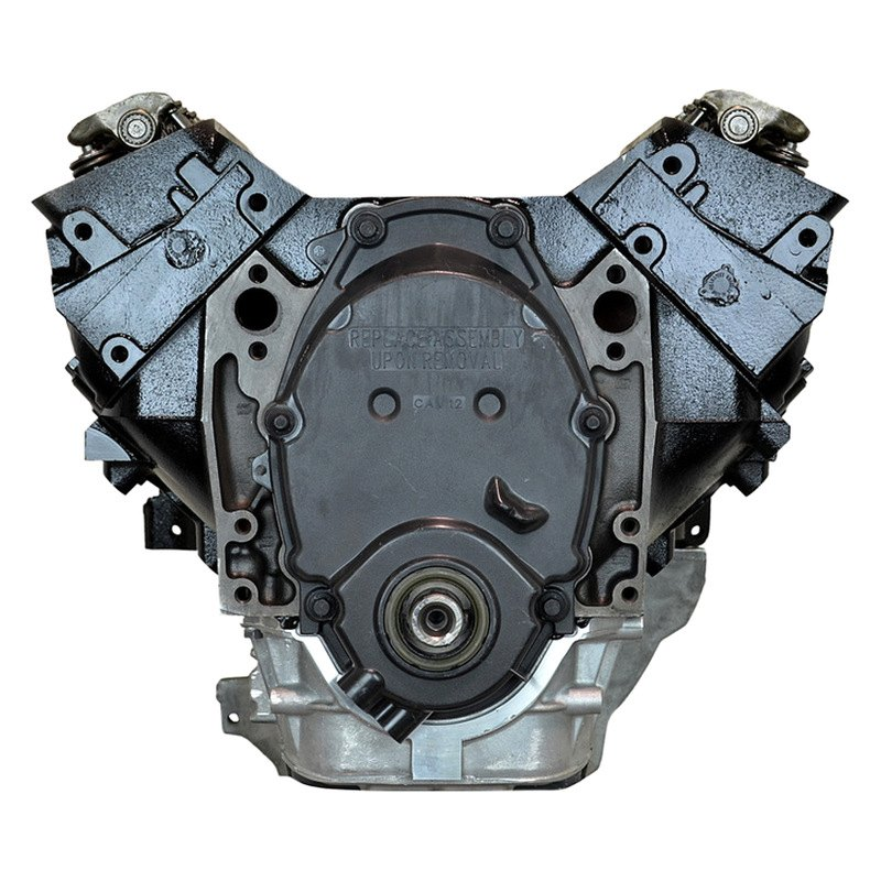 Replace Chevy Silverado 2004 Remanufactured Engine Long Block
