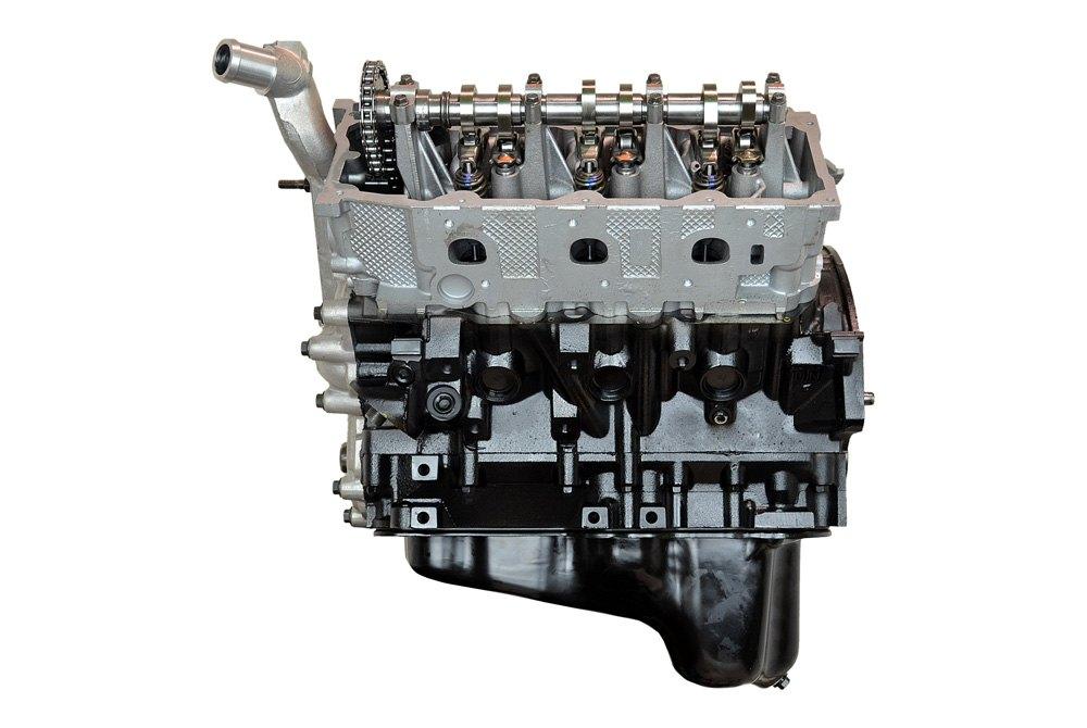 Replace Dodge Ram 2002 Remanufactured Engine Long Block