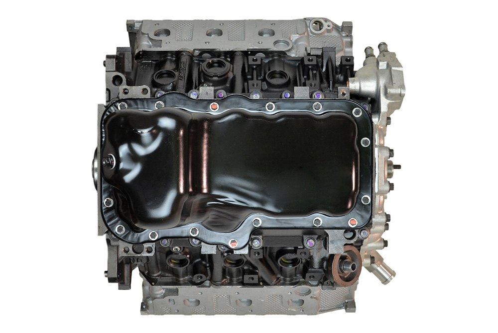 Replace Jeep Liberty 2002 Remanufactured Engine Long Block
