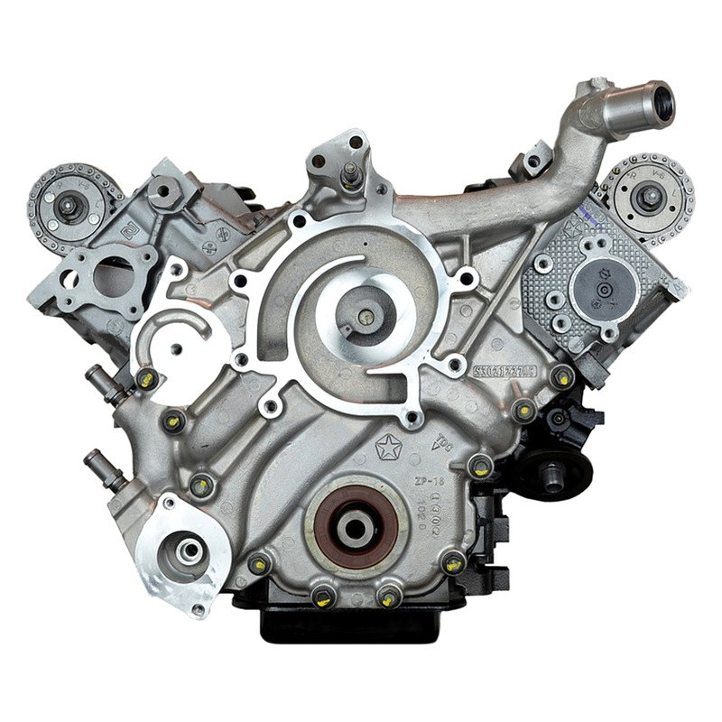 Replacement Engine Parts: Replace VDA8 - Engine Long Block