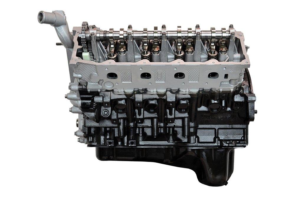 Replace Dodge Dakota 2004 Remanufactured Engine Long Block
