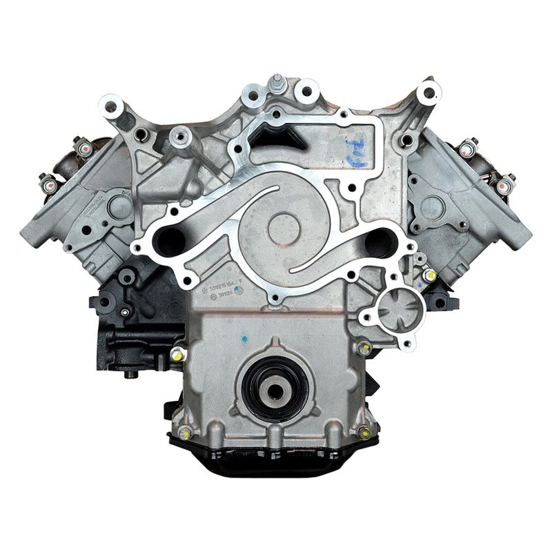 Replace Dodge Ram 2004 Remanufactured Engine Long Block