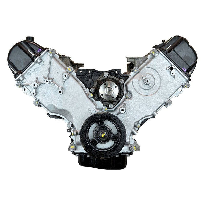 Replace Vfw2 Remanufactured Engine Long Block
