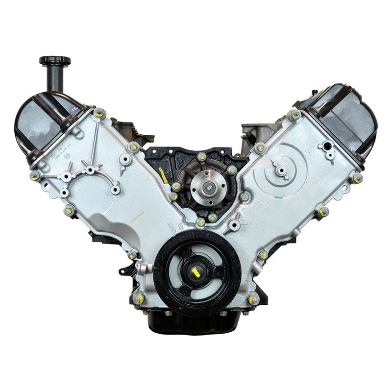 Replace Vfza Remanufactured Engine Long Block