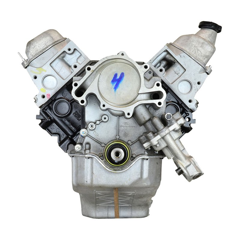 Replacement Engine Parts: Ford F-150 2005 Remanufactured Long Block Engine