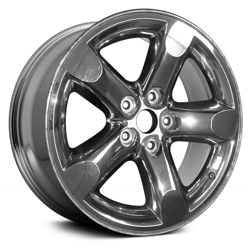 replace dodge ram     remanufactured  spokes factory alloy wheel