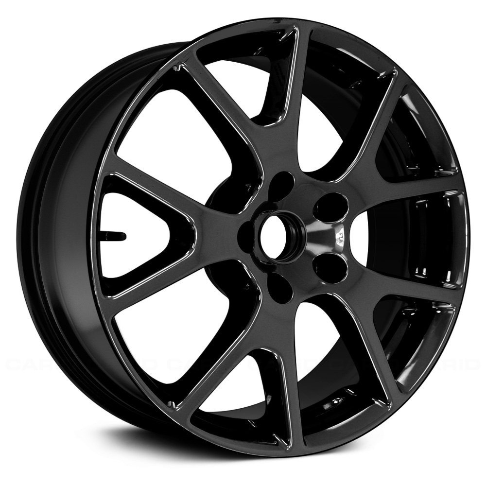 """2014 Dodge Journey Tire Size >> Replace® - Dodge Journey 2014-2016 19"""" Remanufactured 5 Y Spokes Factory Alloy Wheel"""