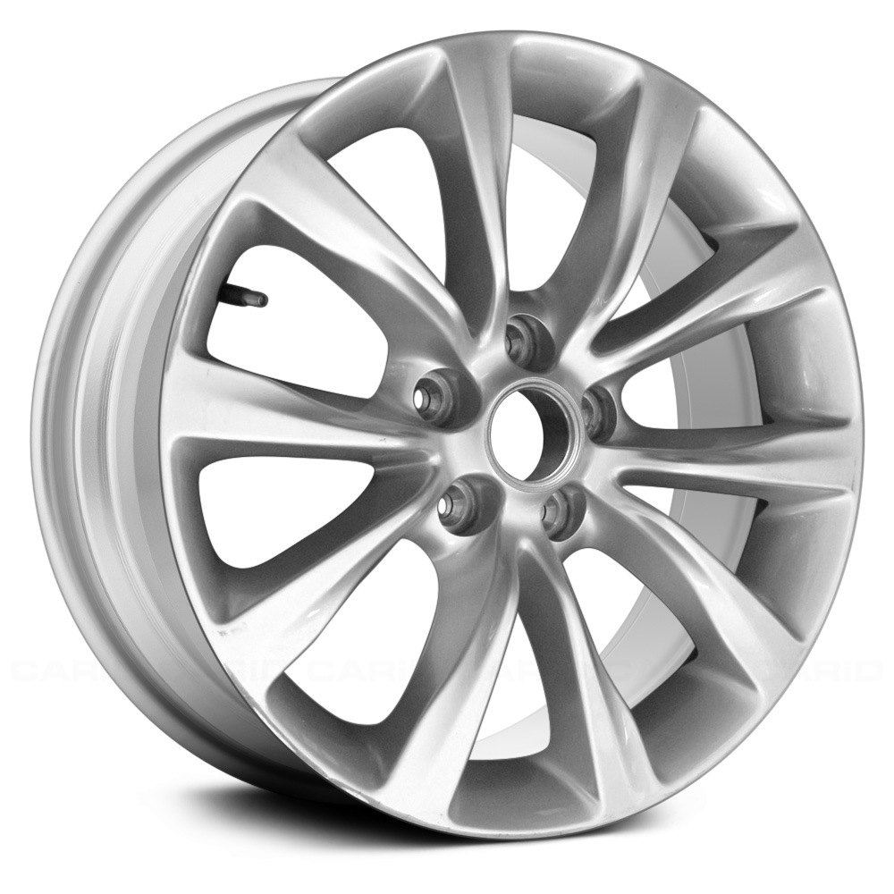 "Replace® - Chrysler 200 2015 17"" Remanufactured 10 Spokes ..."