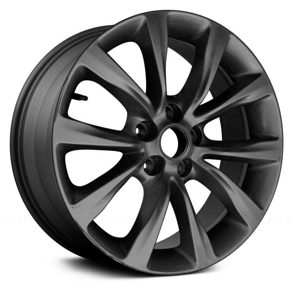 "Chrysler 200 2015 17"" Remanufactured 10 Spokes"
