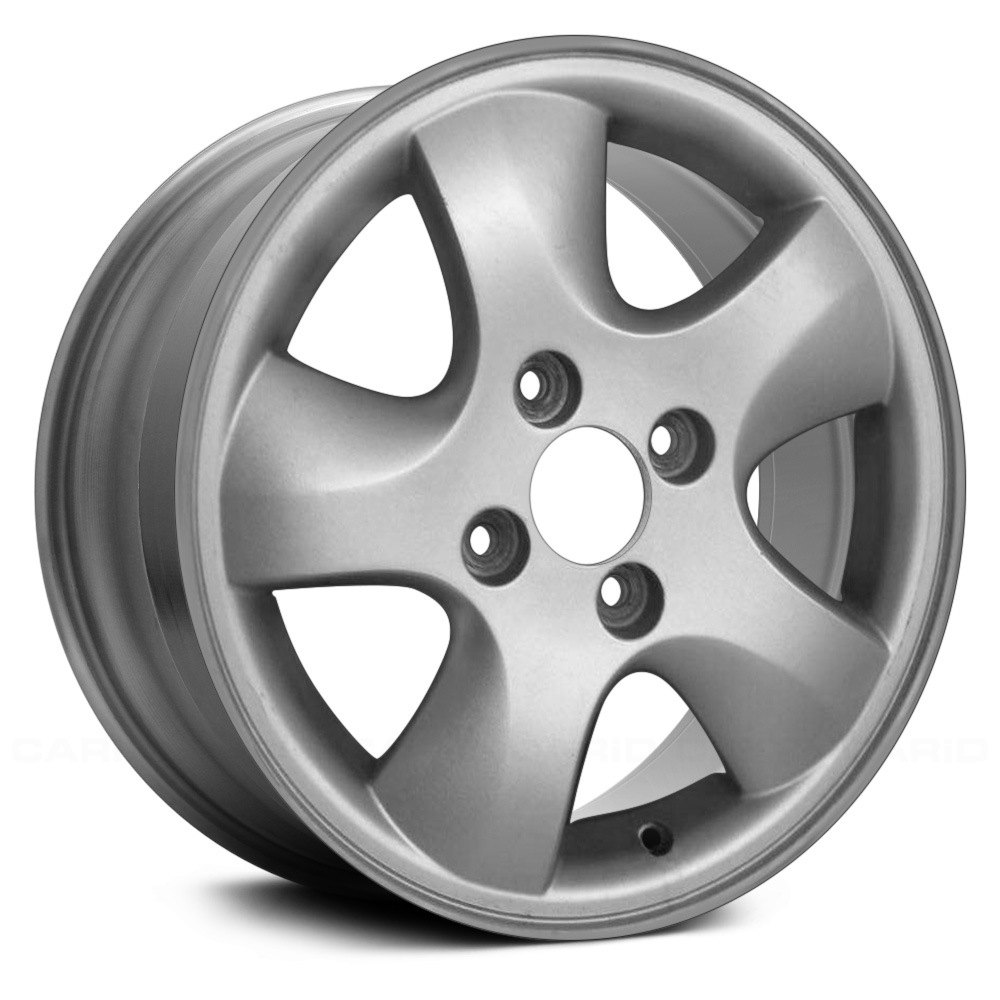 """For Mercury Cougar 2000 2002 Replace 2fzw Remanufactured: Mercury Cougar 2000 15"""" Remanufactured 5 Spokes"""