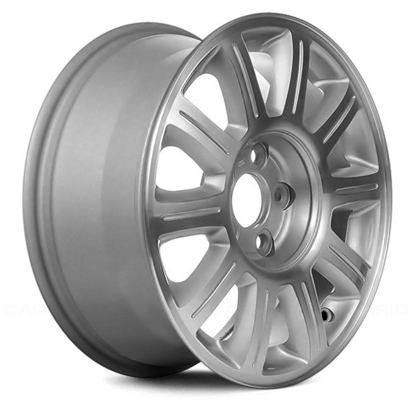 replace lincoln continental 2001 16 remanufactured 10 spokes factory alloy wheel. Black Bedroom Furniture Sets. Home Design Ideas